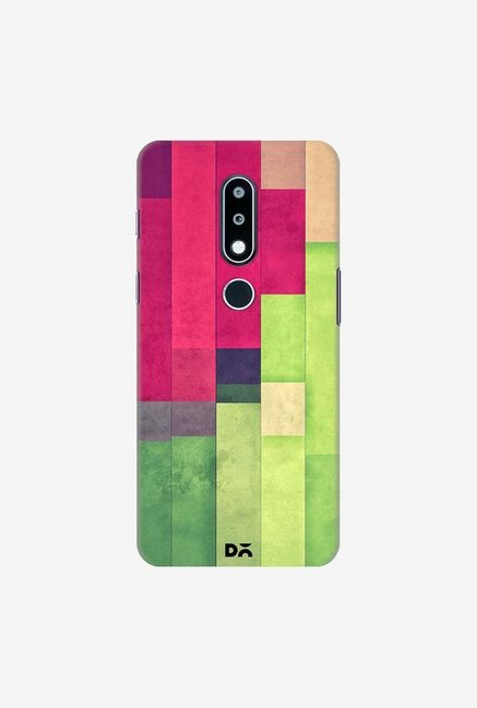 DailyObjects Xprynng Lyyns Case Cover For Nokia 6.1 Plus