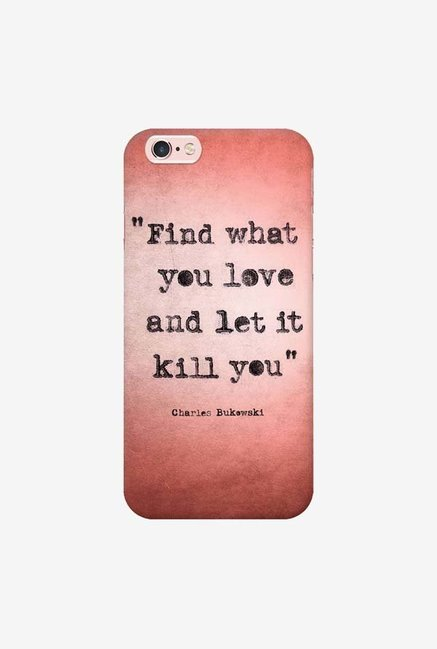 DailyObjects Bukowski Case For iPhone 6S