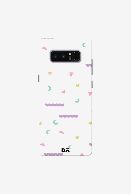 DailyObjects Chunky Geo Case Cover For Samsung Galaxy Note 8
