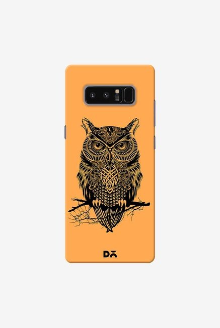 DailyObjects Warrior Owl Case Cover For Samsung Galaxy Note 8