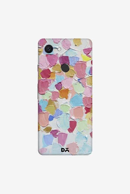 DailyObjects Amoebic Confetti Case Cover For Google Pixel 3