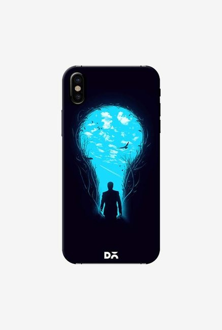 DailyObjects Bright Side Case Cover For iPhone X