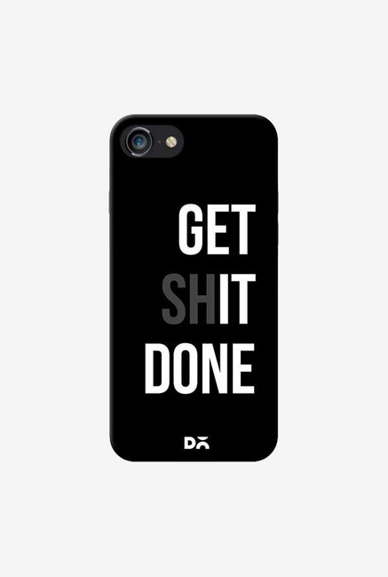 DailyObjects Get Shit Done Case Cover For iPhone 8