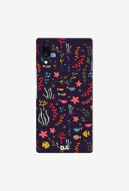 DailyObjects Aqua 19 Case Cover For Vivo V11 Pro