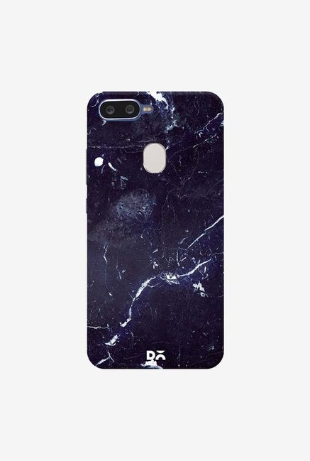 DailyObjects Constellation Marble Case Cover For Oppo F9 Pro