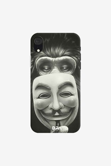 DailyObjects Anonymous Monkey Case Cover For iPhone XR