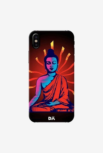 DailyObjects Buddha Case Cover For iPhone X