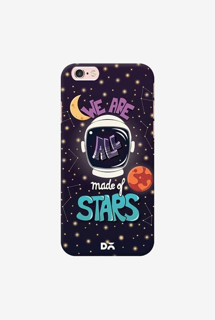 DailyObjects Made Of Stars Space Case Cover For iPhone 6S
