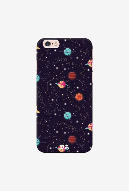 DailyObjects Universe Galaxy Pattern 4 Case Cover For iPhone 6S