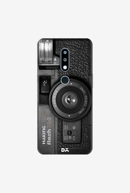 DailyObjects Camera Case Cover For Nokia 6.1 Plus