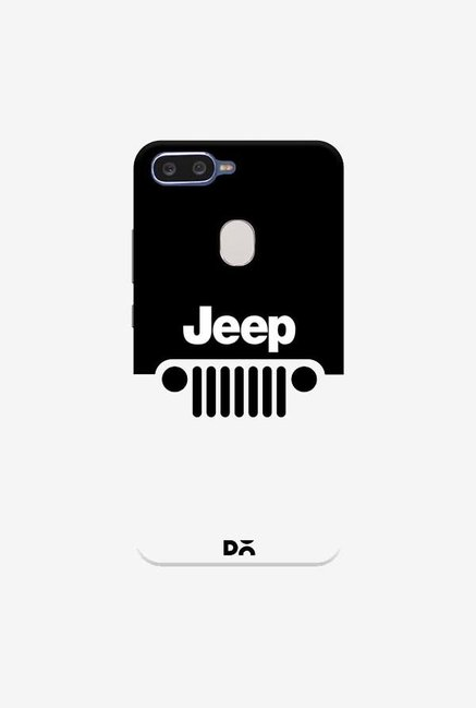 DailyObjects 4x4 Fun Case Cover For Oppo F9