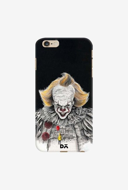 DailyObjects IT Black Case Cover For iPhone 6 Plus