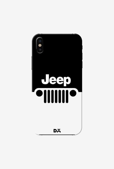 DailyObjects 4x4 Fun Case Cover For iPhone X
