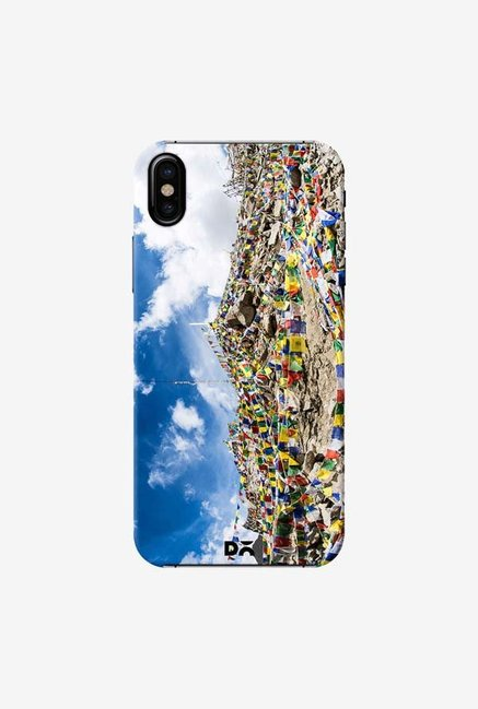 DailyObjects A Million Prayers Case Cover For iPhone X