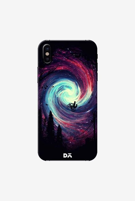 DailyObjects Adventure Time Case Cover For iPhone X