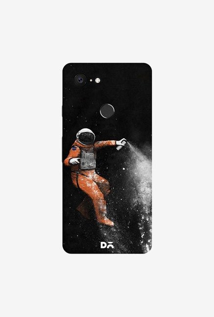 DailyObjects Astro Space Art Case Cover For Google Pixel 3