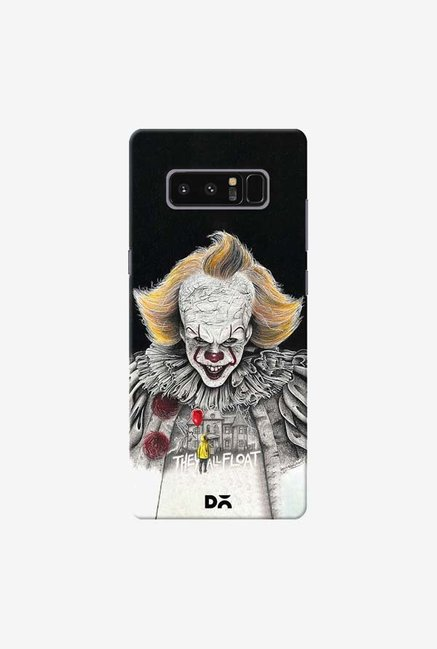 DailyObjects IT Black Case Cover For Samsung Galaxy Note 8