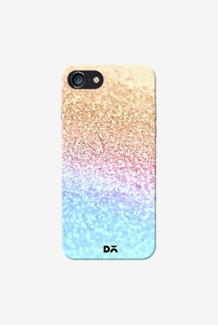 DailyObjects Moonshine  Gold Glitter Case Cover For iPhone 8