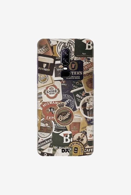 DailyObjects Beers Of The World Case Cover For OnePlus 6