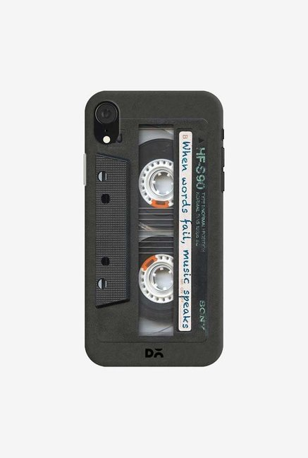 DailyObjects Sony Cassette Case Cover For iPhone XR