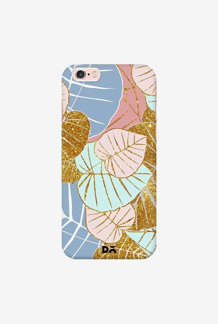 DailyObjects Floral Gold Case For iPhone 6S