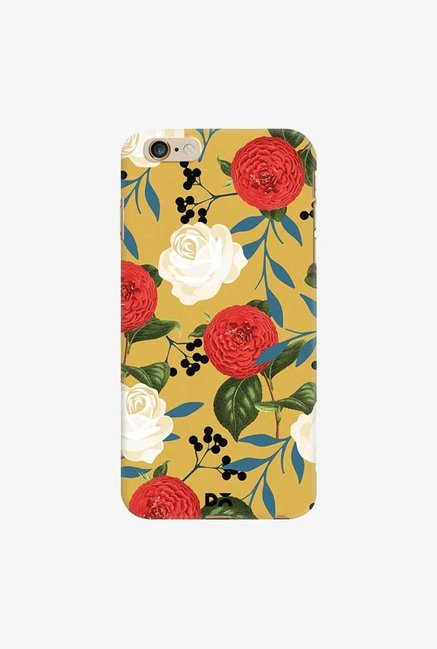 DailyObjects Floral Obsession Case For iPhone 6 Plus