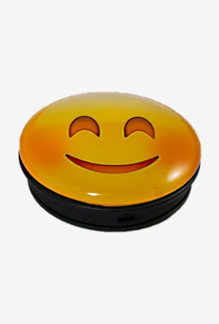 32d3b565368 Parallel Universe Emoji Smiling Face Popsocket for Smartphones and Tablets ( Yellow)