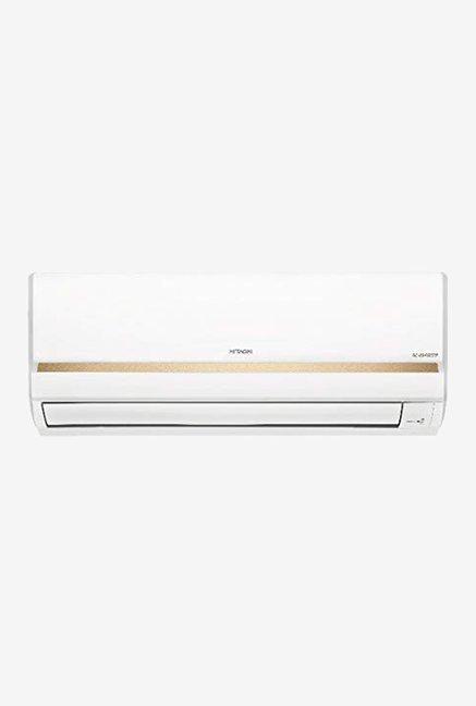 Hitachi 1.5 Ton Inverter 3 Star (2018) RSD317HBEA Copper Split AC (White)
