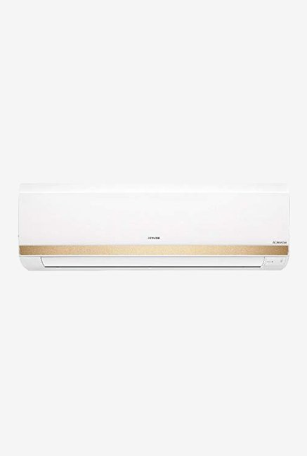 Hitachi 1.2 Ton Inverter 5 Star Copper RSNG514HCEA/RSMG514HCEA Split AC  White  Hitachi Electronics TATA CLIQ