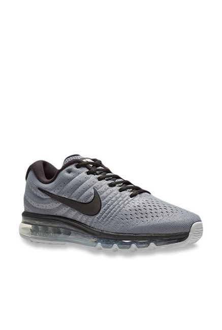 sports shoes 2c04c 80095 Buy Nike Air Max 2017 Cool Grey Running Shoes for Men at ...