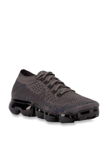 lowest price 3681a 17451 Buy Nike Air Vapormax Flyknit Brown Running Shoes for Women at Best Price    Tata CLiQ