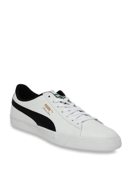 100% kwaliteit verschillende ontwerpen kind Buy Puma Court Star Vulc FS White Sneakers for Men at Best ...