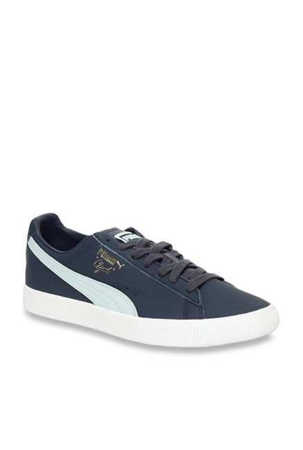 timeless design 570fd 4cf28 Buy Puma Clyde Core Peacoat Sneakers for Men at Best Price ...