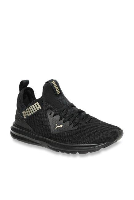 Buy Puma Enzo Beta Black Running Shoes