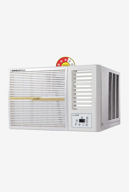 Lloyd 1.5 Ton 3 Star Copper  2019 Range  LW19B32EW Window AC  White  Lloyd Electronics TATA CLIQ