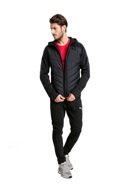 800b556ce3 Buy Puma Red Slub Cotton T-Shirt for Men Online @ Tata CLiQ