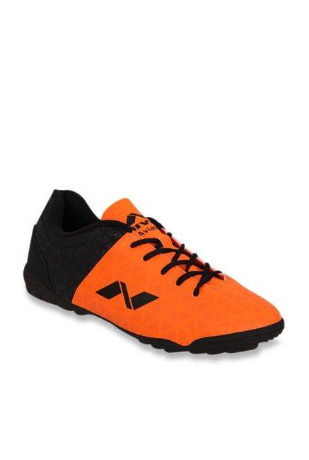 Buy Nivia Aviator 2.0 Orange \u0026 Black