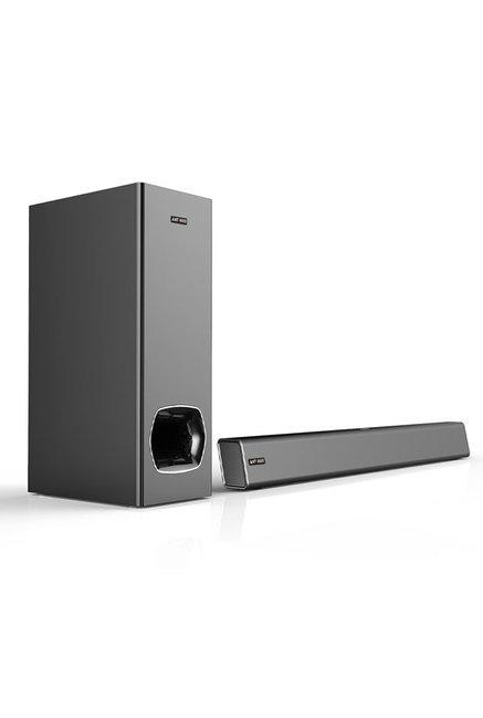 Ant Audio Treble X -SB560 120W 2 1 Ch Soundbar (Black)