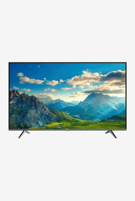 TCL 139.7 cm  55 Inches  Smart Ultra HD 4K LED TV 55G500  Black   3 Year Warranty