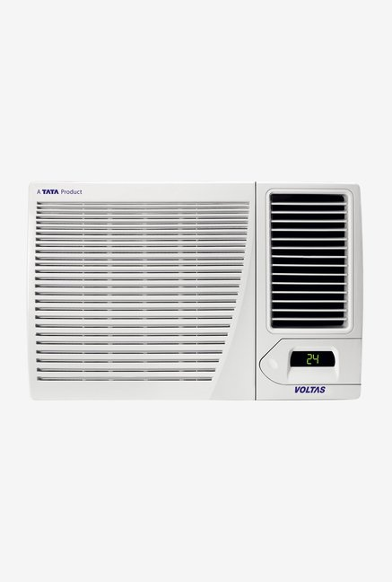 Voltas 1.5 Ton 3 Star Copper  2019 Range  183 CZP Window AC  White