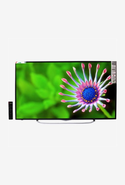 Hitachi LD65SYS04U CIW 165 cm  65 Inches  Smart 4K Ultra HD Android LED TV  Black