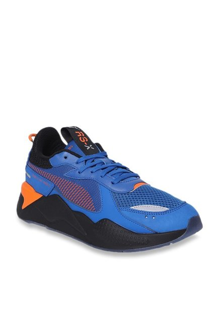 abfca10f033 Buy Puma RS-X Toys Hotwheels 16 Blue Sneakers for Men at Best Price @ Tata  CLiQ