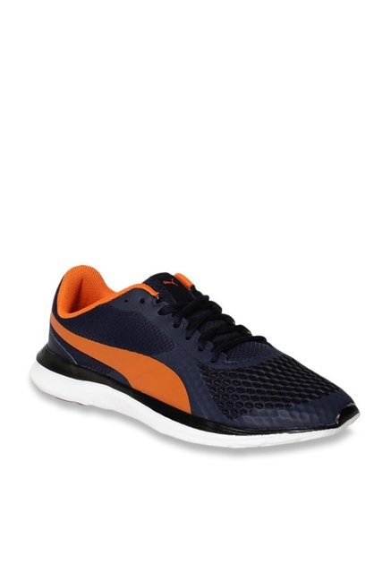ropa Casarse Ordenado  Puma Men's Flex T1 Reveal IDP Peacoat Running Shoes from Puma at best  prices on Tata CLiQ
