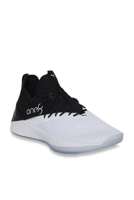 Buy Puma One8 Jaab XT White \u0026 Black