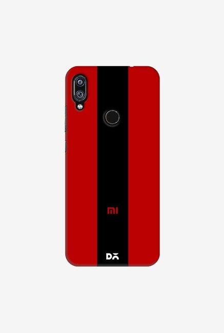 DailyObjects Crimson Stroll Case Cover For Redmi Note 7