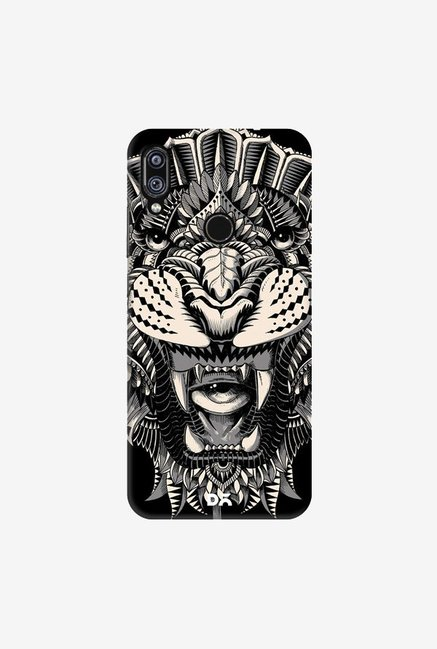 DailyObjects Eye of The Tiger Case Cover For Redmi Note 7