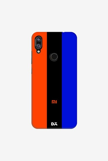DailyObjects Blue Sunset Case Cover For Redmi Note 7