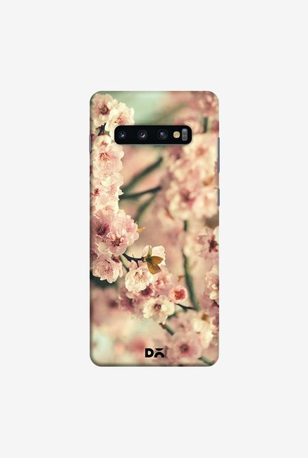 DailyObjects A Little Flowery Case Cover For Samsung Galaxy S10 Plus