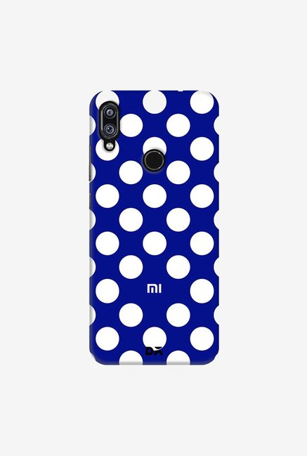 DailyObjects Nautical Polka Case Cover For Redmi Note 7