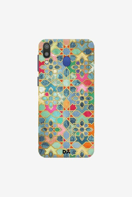 DailyObjects Gilt and Glory Mosaic Case Cover For Samsung Galaxy M20